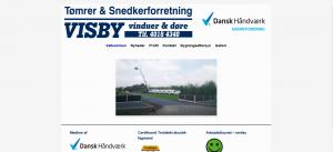 Visby-Tømrer-Snedker
